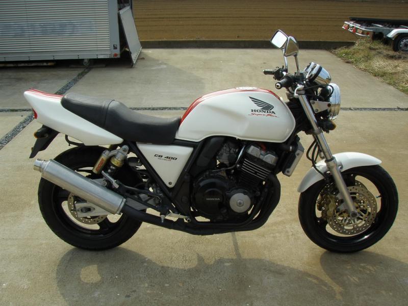 HONDA CB400 купить