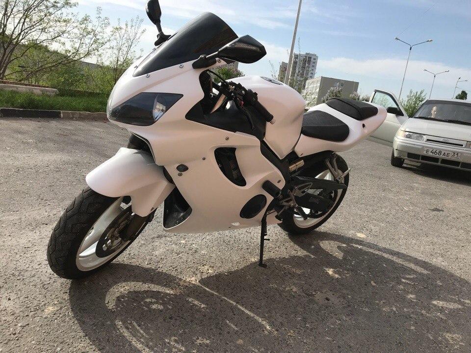мотоцикл под заказ