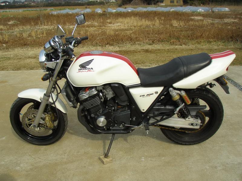 HONDA CB400 купить мотоцикл