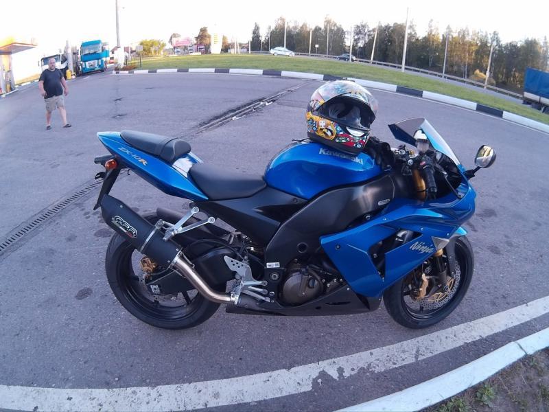 мотоцикл Kawasaki ZX10R купить