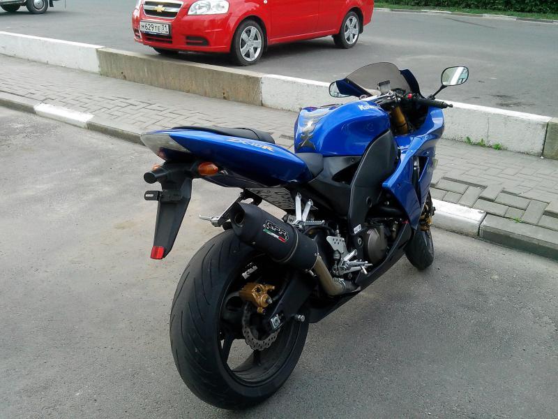 KAWASAKI ZX-10R мотоцикл