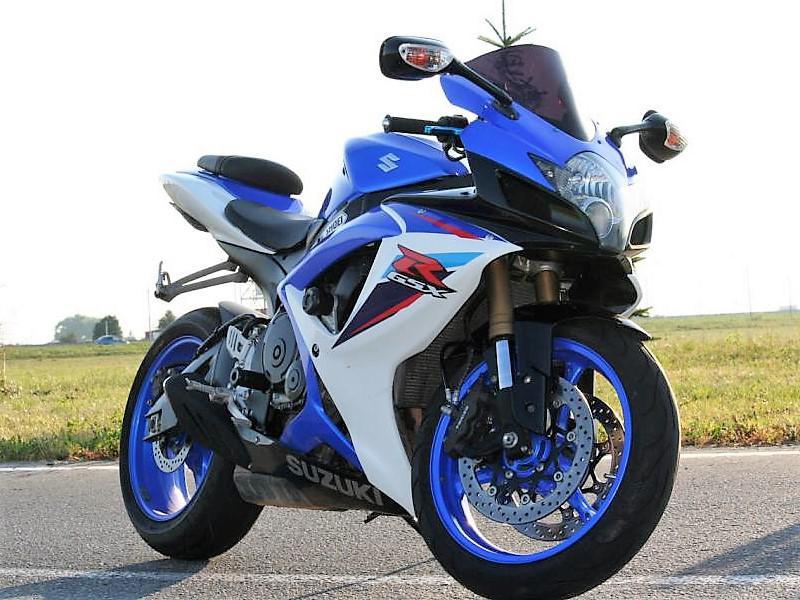 Suzuki GSXR600 k6 купить мотоцикл